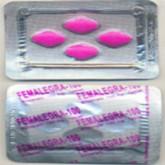 フィメルグラ100mg(女性用バイアグラ) 4錠