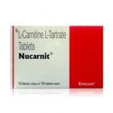 ヌカルニット(カルニトールジェネリック) Lカルニチン330mg 100錠