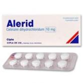アレリド10mg(塩酸セチリジン) 100錠