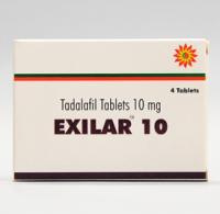 エキシラー10mg(シアリスジェネリック) 4錠