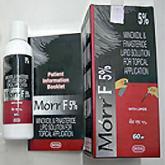 モールエフ60ml (ミノキシジル5% + フィナステリド外用液)
