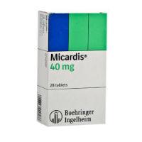ミカルディス40mg 28錠
