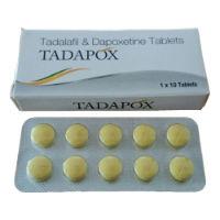 タダポックス80mg(シアリス+プリリジージェネリック) 10錠