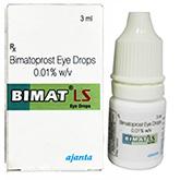 ビマトLSアイドロップ0.1mg(ルミガンジェネリック) 3ml