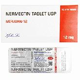ストロメクトールジェネリック(IVERJOHN)12mg 50 錠