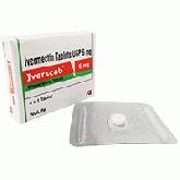ストロメクトールジェネリック(IVERSCAB)6mg 4 錠