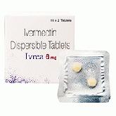 ストロメクトールジェネリック(IVREA)12mg 20 錠