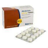 メトホルミン850mg(塩酸メトホルミン) 56錠