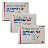 【男性必見】ゼネグラ100mg(バイアグラジェネリック) 24錠お得セット 期間限定半額!